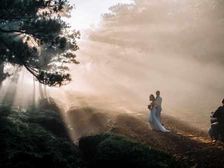 Pre_wedding Đà Lạt