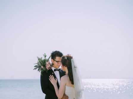 PRE-WEDDING PHOTOGRAPHY ĐÀ NẴNG + LĂNG CÔ + BIỂN