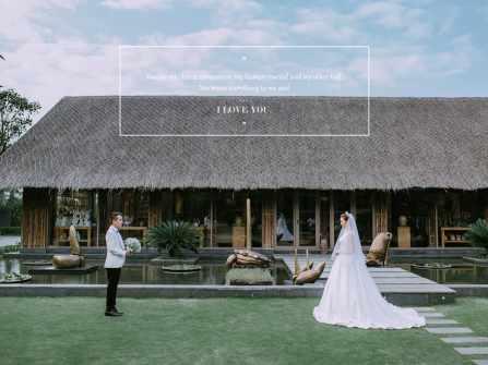 PRE-WEDDING PHOTOGRAPHY: NAMAN Treat Resort + HỘI AN + BIỂN