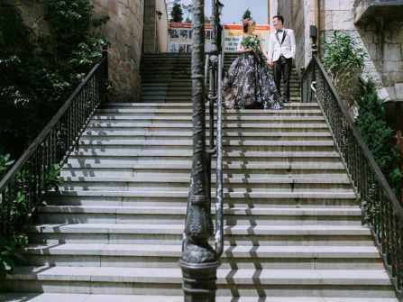 PRE-WEDDING FILM: Ghi Lại Khoảnh Khắc Trong Ngày Chụp Ảnh