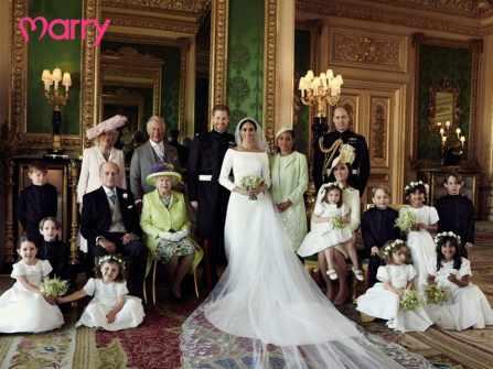 Những hình ảnh mới nhất về đám cưới Hoàng gia Anh