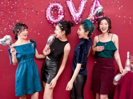 Bí kíp cô dâu Việt: Trọn hạnh phúc, trọn yêu thương nhờ cốc nguyệt san Ovacup