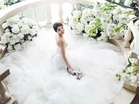 Makeup trong veo chuẩn Hàn Quốc cho cô dâu trong ngày trọng đại