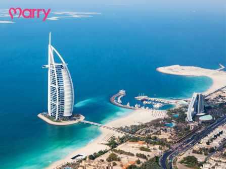 """Trăng mật ở Dubai - Thành phố """"sang chảnh"""" bậc nhất thế giới"""