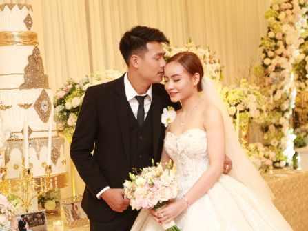 3 điều tuyệt vời khi tổ chức tiệc cưới tại Long Biên Palace