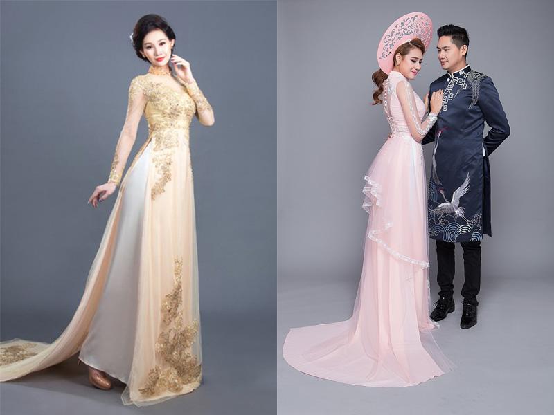 Áo dài váy