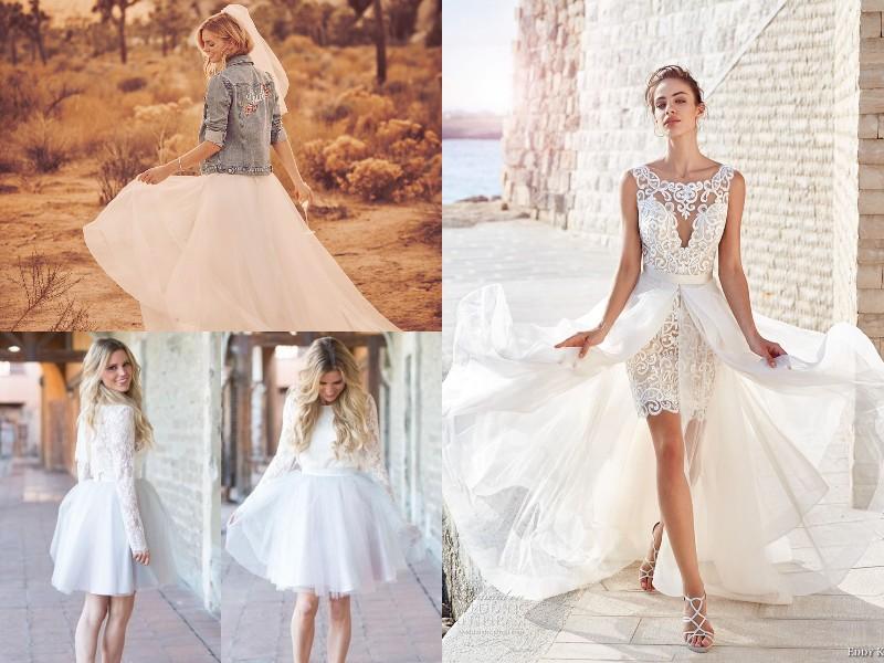 Cập nhật 4 xu hướng váy cưới hot nhất cho nàng dâu Việt