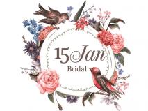 15JAN Bridal