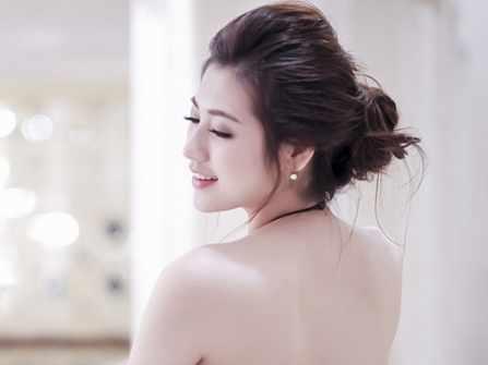 Thích mê mệt 10 kiểu tóc búi rối cho cô dâu trẻ trung