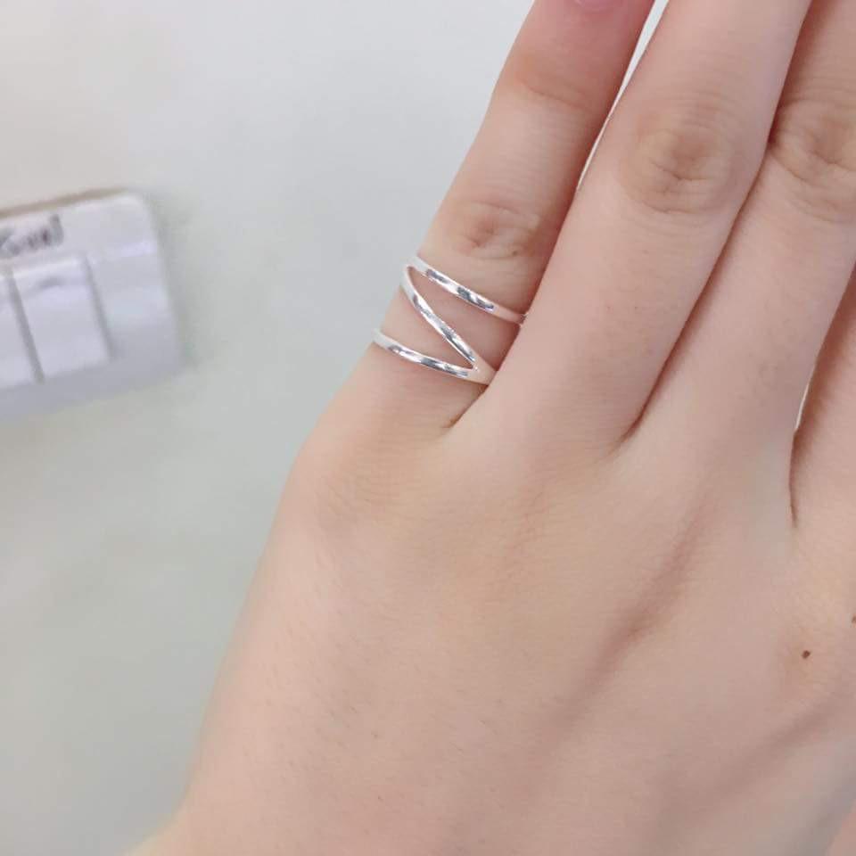 Nhẫn đeo ngón út nữ Marry
