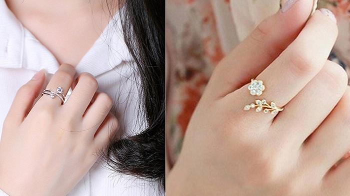 Nhẫn đeo ngón trỏ nữ Marry