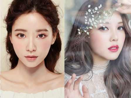 4 xu hướng trang điểm mắt Hàn Quốc cho cô dâu Việt