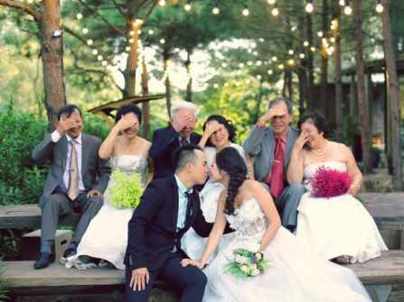 """Trải nghiệm miễn phí """"Thử làm cô dâu chú rể"""" tại triển lãm cưới Tình Son - Marry Wedding Day Hà Nội 2018"""