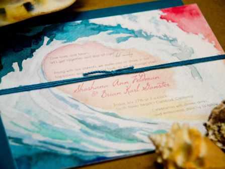 5 lưu ý không thể bỏ qua để sở hữu tấm thiệp cưới hoàn hảo