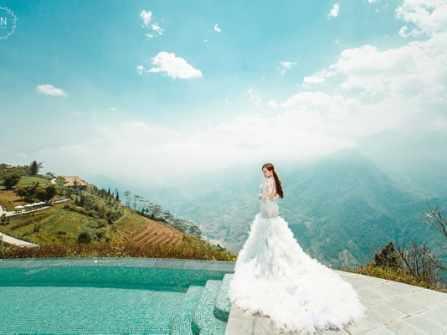 5 lý do váy cưới công chúa luôn là lựa chọn hàng đầu của cô dâu