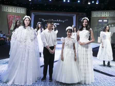 BST váy cưới Love Garden – Khu vườn thanh xuân căng tràn sức sống