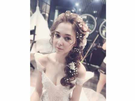 Thanh Huệ Bridal Hairstylist- Academy