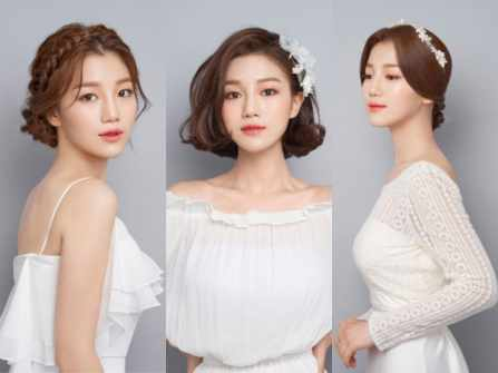 Đón đầu 5 xu hướng trang điểm cô dâu Thu - Đông 2018