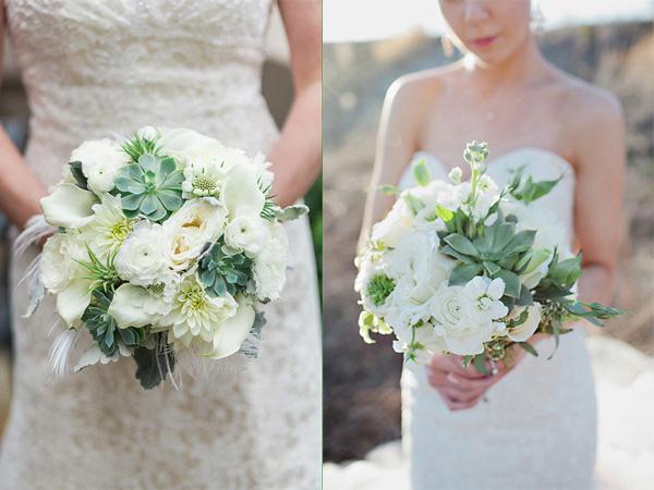 Hoa cưới sen đá 3