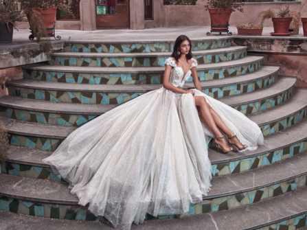 BST váy cưới Victoria Affair: Kiêu sa phong cách hoàng gia Anh
