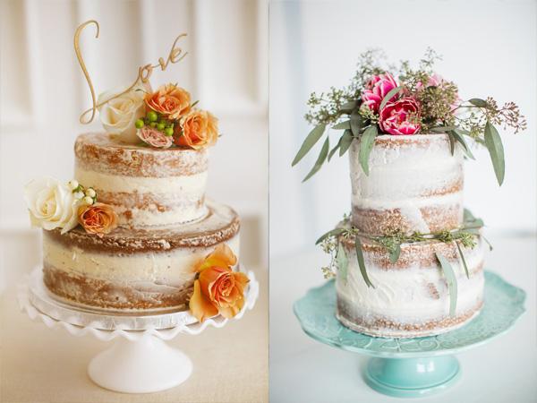 bánh cưới 2 tầng 1