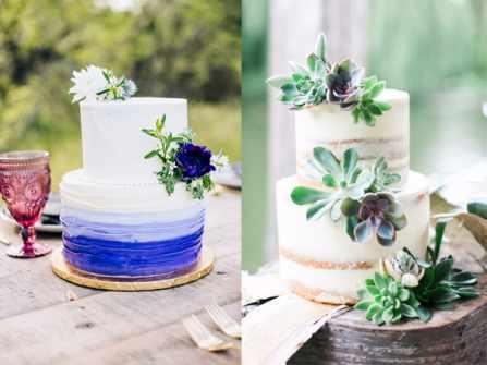 Vì sao bánh cưới 2 tầng được lòng nhiều cặp đôi đến thế?