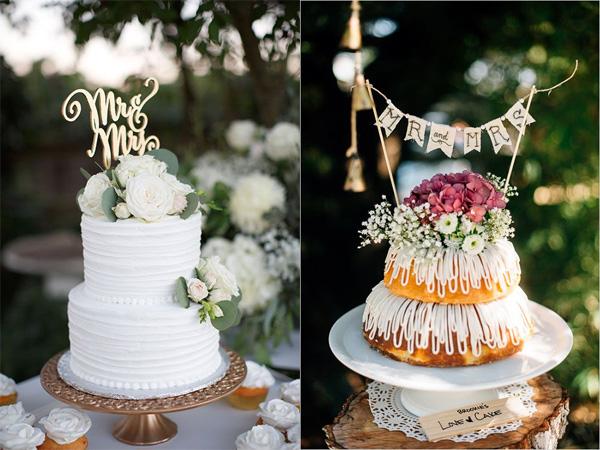bánh cưới 2 tầng 2