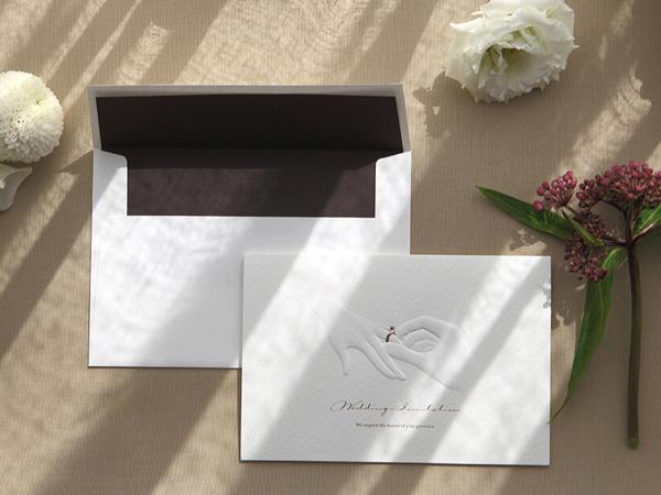 Thiệp cưới Hàn Quốc