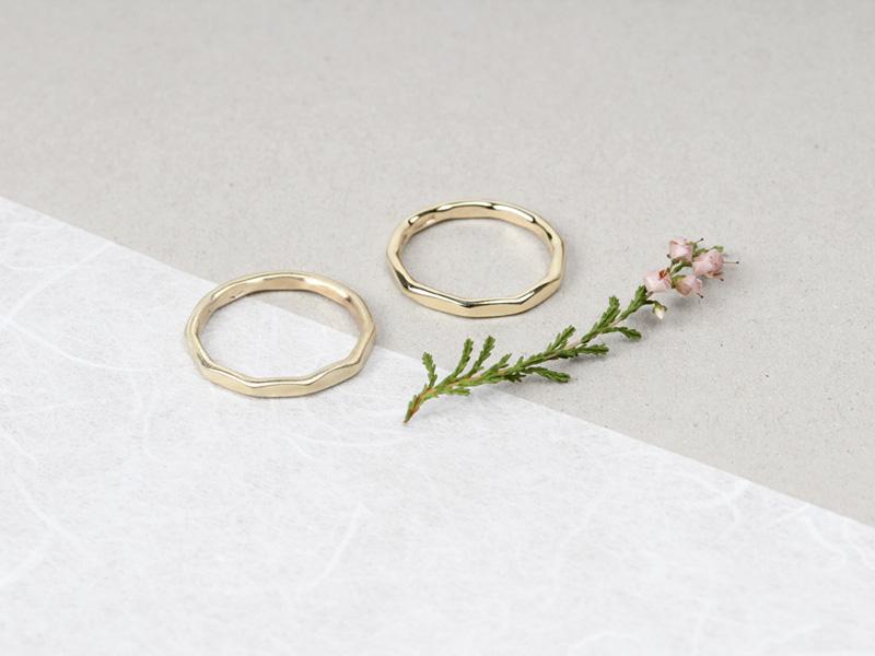 mẫu nhẫn cưới đơn giản sang trọng 2