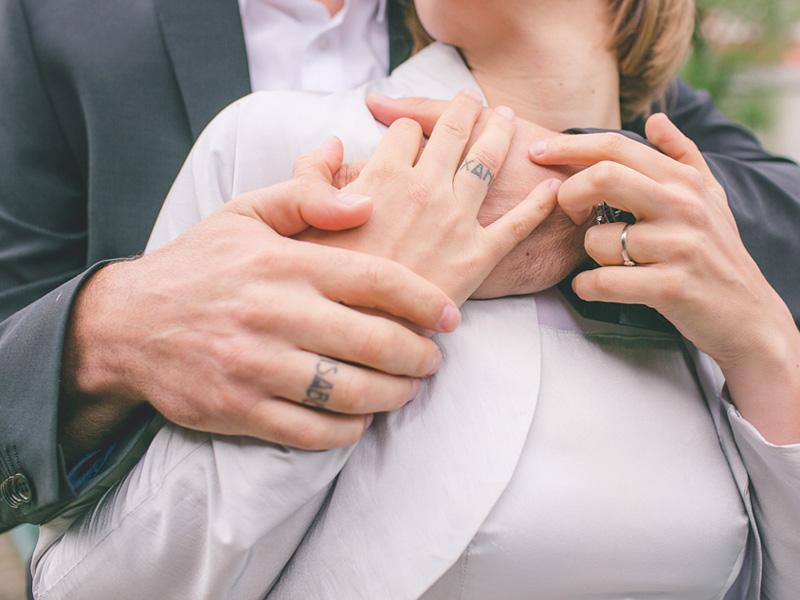 mẫu nhẫn cưới đơn giản sang trọng 10