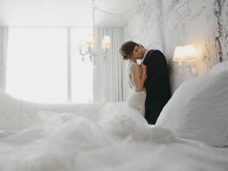 Đêm tân hôn: Các đôi uyên ương nên quan hệ bao nhiêu là đủ?