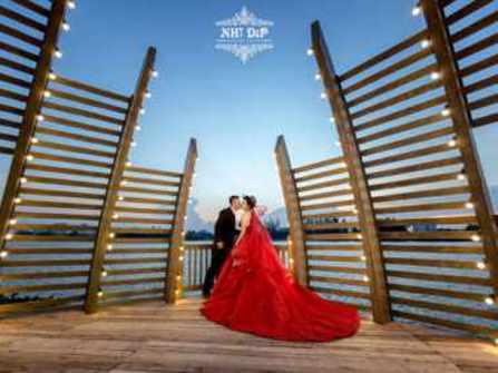 Nhi Dip Bridal ưu đãi sốc - Trọn gói album phim trường 5 triệu