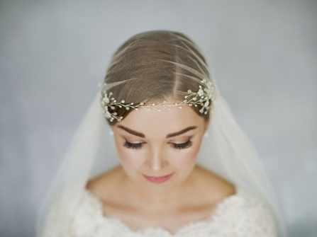 4 xu hướng tóc cưới cho cô dâu tóc ngắn năm 2018