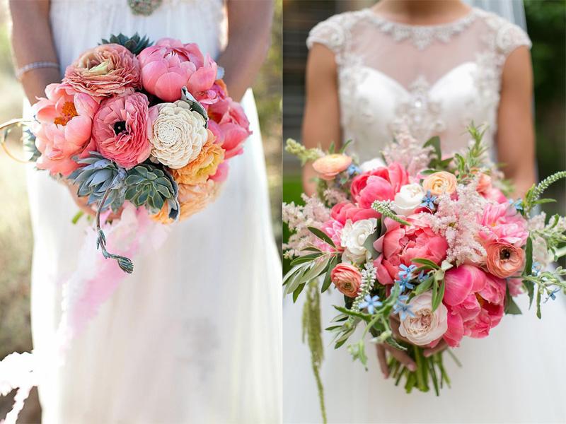 Hoa cưới mẫu đơn 4