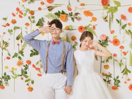 Top 5 bài nhạc đám cưới tiếng Hàn lãng mạn trong phim