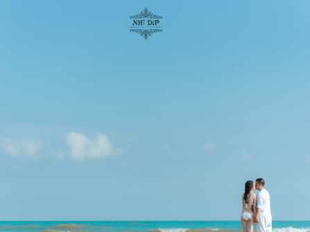 Hồ Cốc - Nhẹ nhàng và gợi cảm của cặp đôi người Mỹ gốc Việt