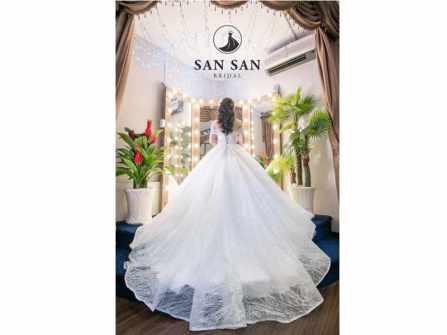 SanSan Bridal chào mừng khai trương  - Khuyến mãi tưng bừng