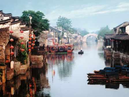 5 danh thắng đẹp chẳng kém Phượng Hoàng cổ trấn ở Trung Quốc