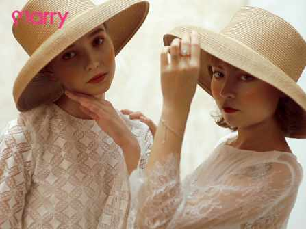 Olivia NG Boutique ra mắt BST váy cưới mang nét boho phóng khoáng