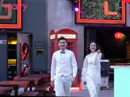 Ngọc Huy Studio - điểm sắc màu cuộc sống cho album cưới