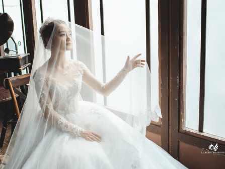 Váy trong mơ chỉ với 990.000 vnđ tại SanSan Bridal