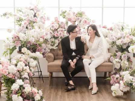 Lựa chọn trang phục chụp ảnh cưới: Quan trọng vẫn là thần thái!