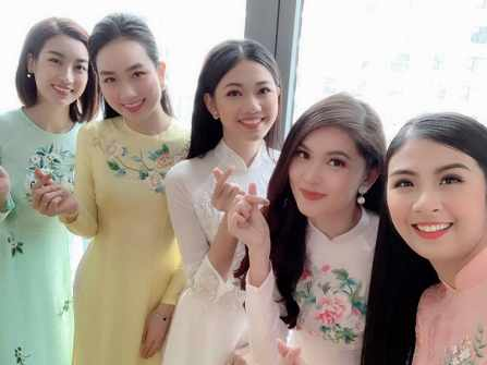 Lễ rước dâu cực hoành tráng của Á hậu Thanh Tú