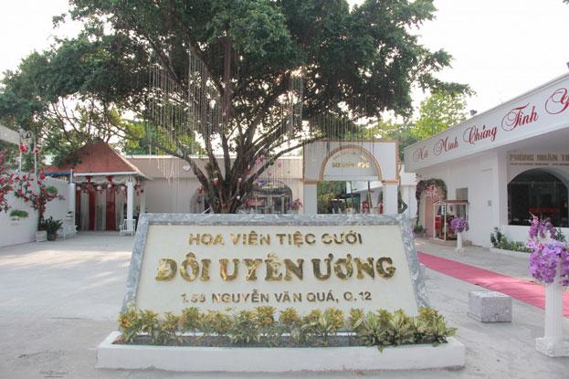 Nhà hàng Đôi uyên ương - TP Hồ Chí Minh