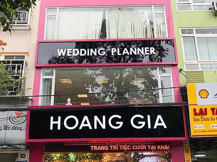 Hoàng Gia Wedding planner