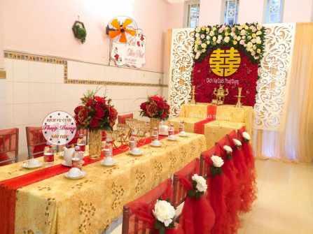 Dịch vụ cưới Thùy Dung