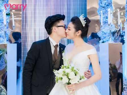 Những đám cưới xa hoa bậc nhất của dàn sao Việt 2018