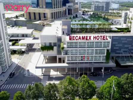 Trải nghiệm không gian cưới sang trọng tại Becamex Hotel