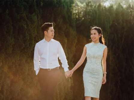 Ca sĩ Lê Hiếu sẽ tổ chức đám cưới với bạn gái vào 14-1