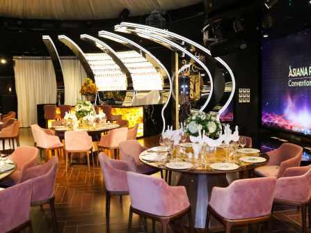 Sảnh tiệc VIP - Asiana Sky Lounge